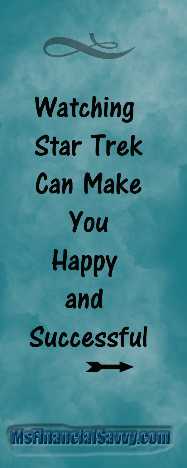 star trek happy and successful