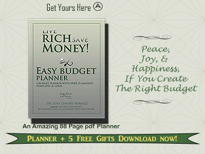 Easy Budget Planner for those on minimum wage