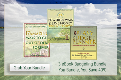 The three eBook Budgeting Bundle; Teach Your Teen to Budget