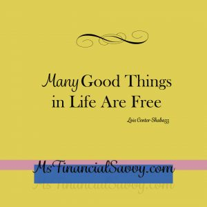 quote: Many good things in life are free, refinance your home is not free, contact lois