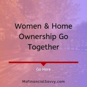 Women and homeownership, learn to save money on utilities