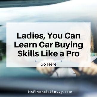 car buying skills like a pro