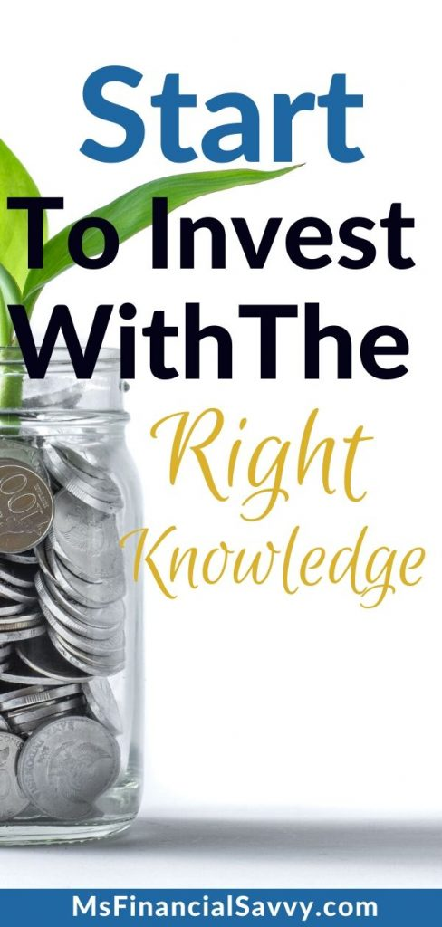 Use these 3 investment stops and invest with the right knowledge