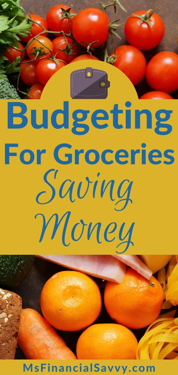 3 Tips For Big Thing Budgeting for Groceries