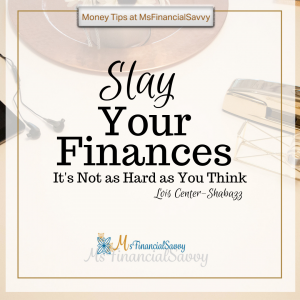 slay your finances,learn to save money when you are a college student