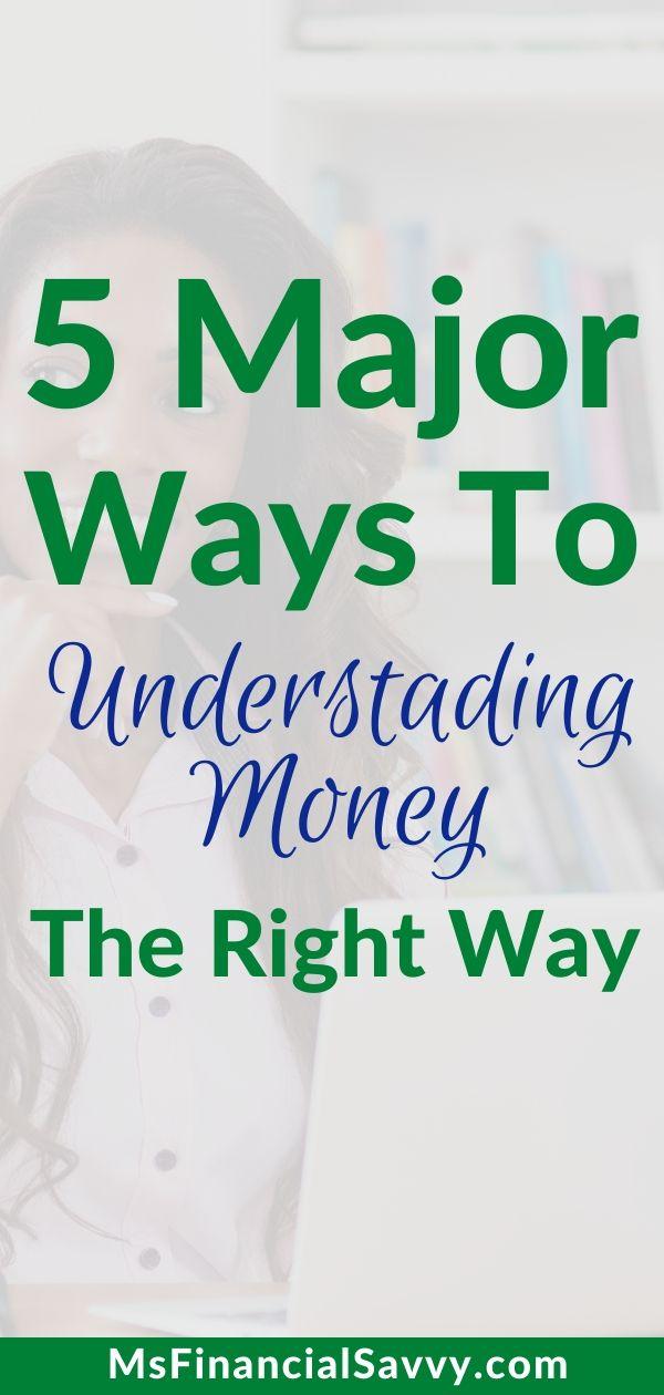 Understanding Money