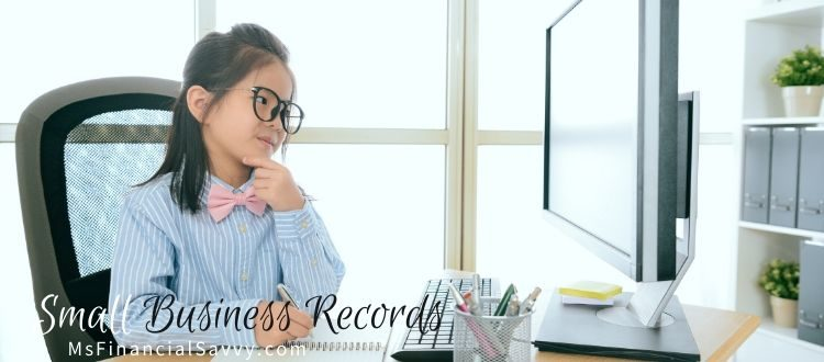 5 Reasons Great Small Business Records are Essential