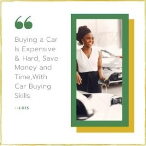 The pros and cons of new car buying, it takes skills