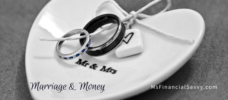 Creating Great Personal Finances in Marriage or a Partnership