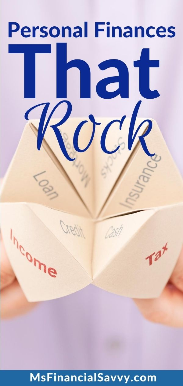 Personal Finances That Rock