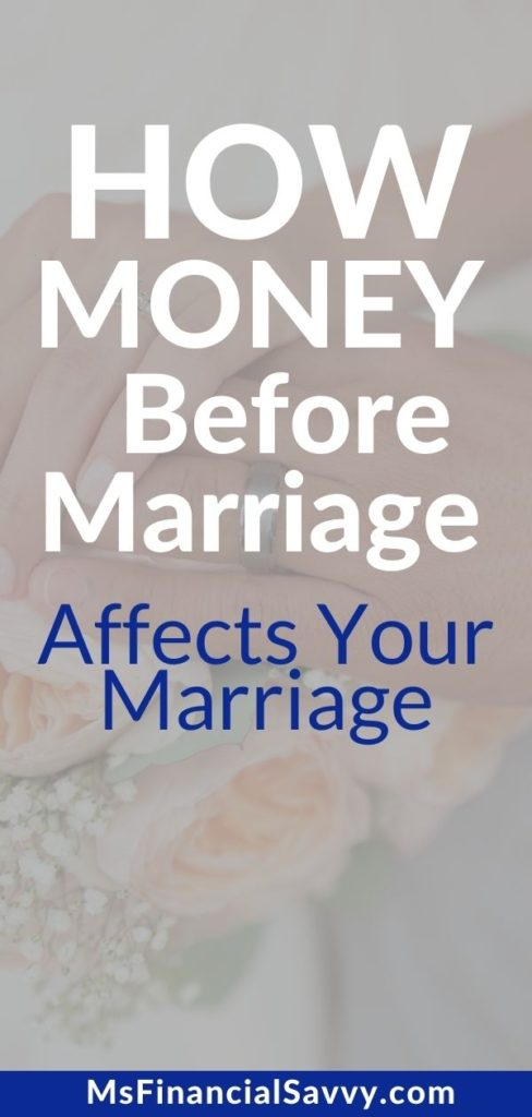 How Money Before Marriage, Until Credit Do Us Part