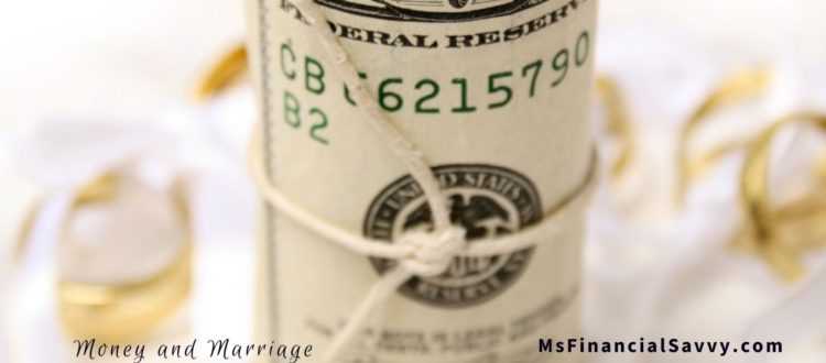 Money before marriage is the most important conversations you will have