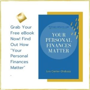 Personal Finance at MsFinancialSavvy - Your personal finances matter, get on the road now